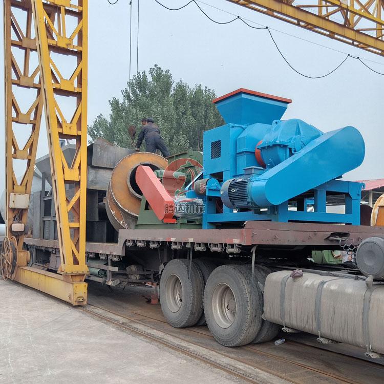 型煤qy8千赢国际发货现场